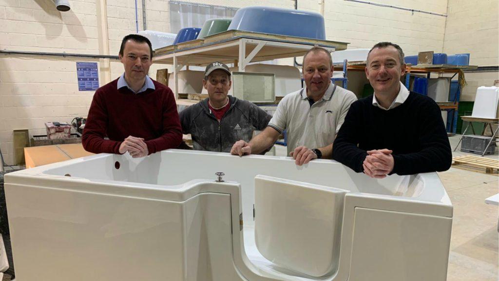 Hartford Holdings acquires walk-in bath manufacturer