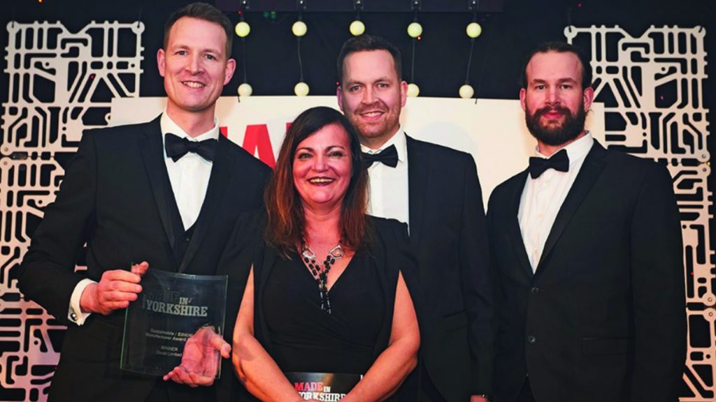 Daval wins Made in Yorkshire award 1