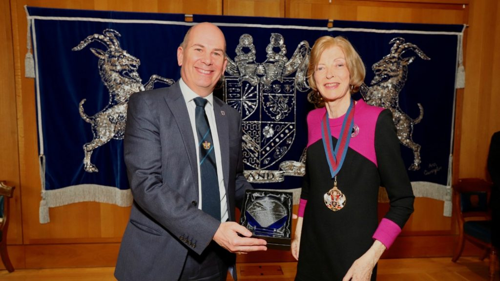 Lakes scoops Worshipful Company of Builders' Merchants Award