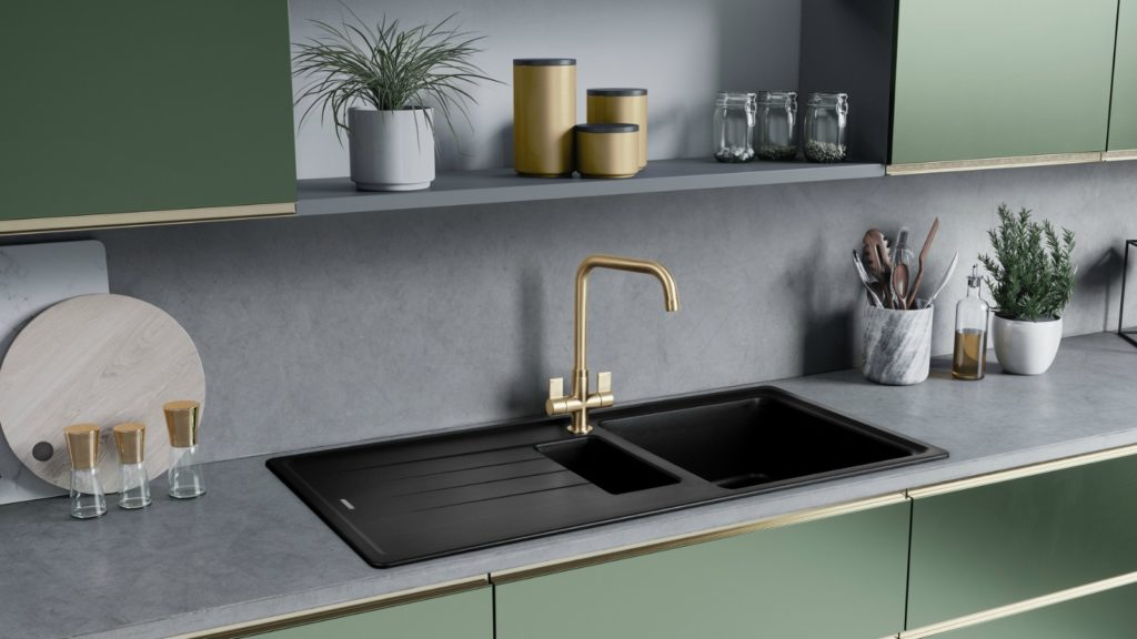Rangemaster introduces Elements sinks