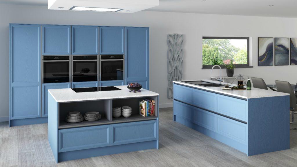 Ritmonio kitchen unveiled by Crown Imperial