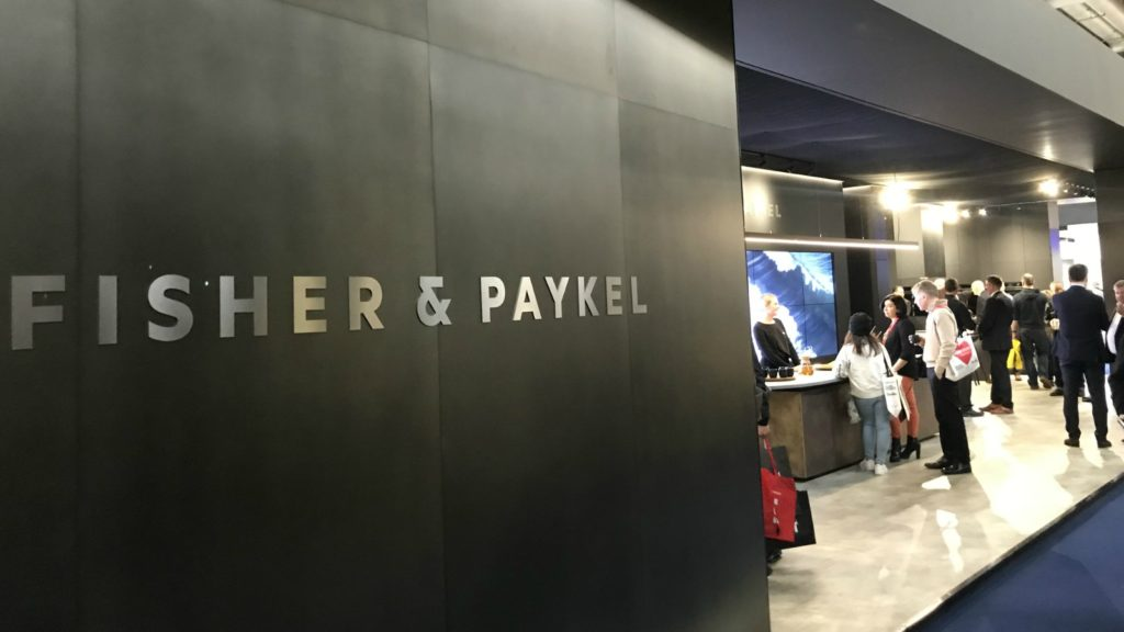VIDEO: Fisher & Paykel showcases NZ difference