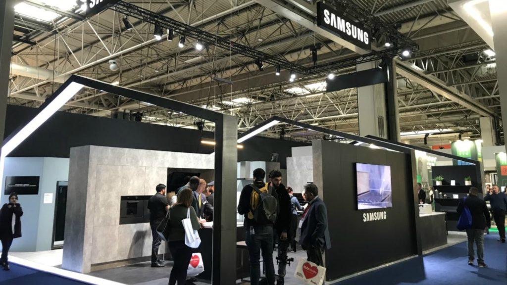 VIDEO: Samsung unveils Infinite at Kbb Birmingham 2020