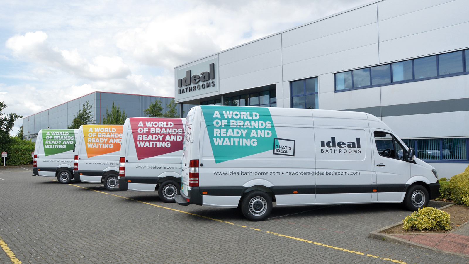 Ideal Bathrooms resumes trading