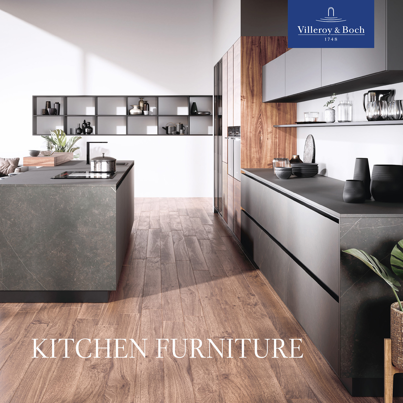 Villeroy & Boch Kitchens launches new Finest collection brochure
