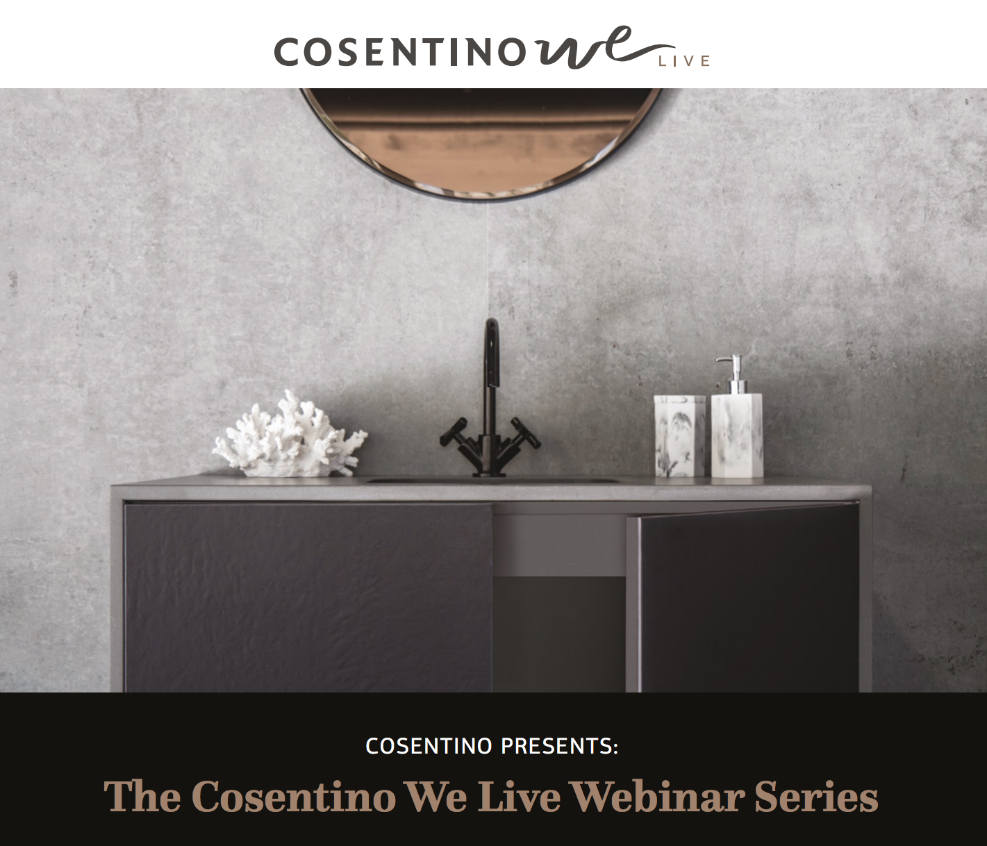 Cosentino UK continues digital outreach plan