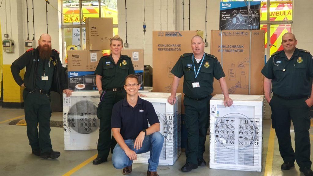Beko donates 1600 appliances with #BekoGiving