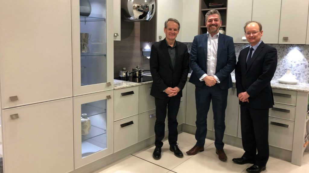 Mark Mills appointed Mereway MD