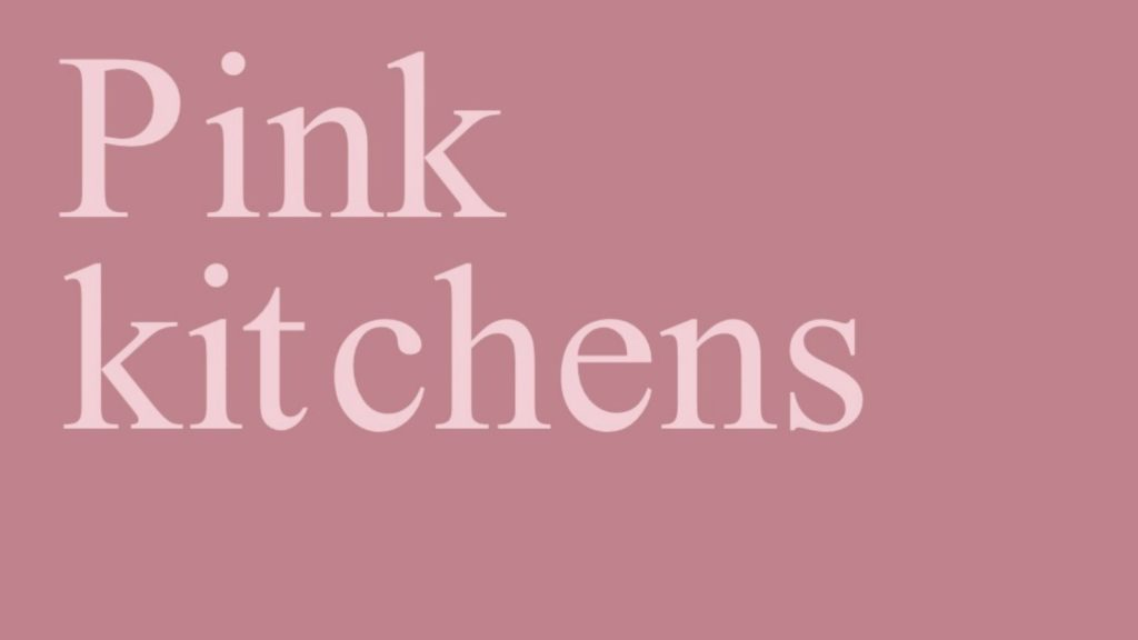 Pink Kitchens offers retailers qualified sales leads