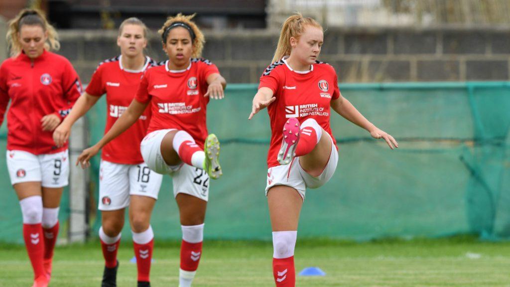 BiKBBI continues sponsorship of Charlton Athletic WFC