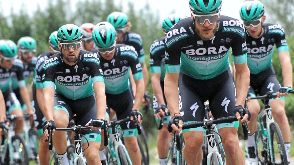 Bora-Hansgrohe continue sponsorship of cycling team