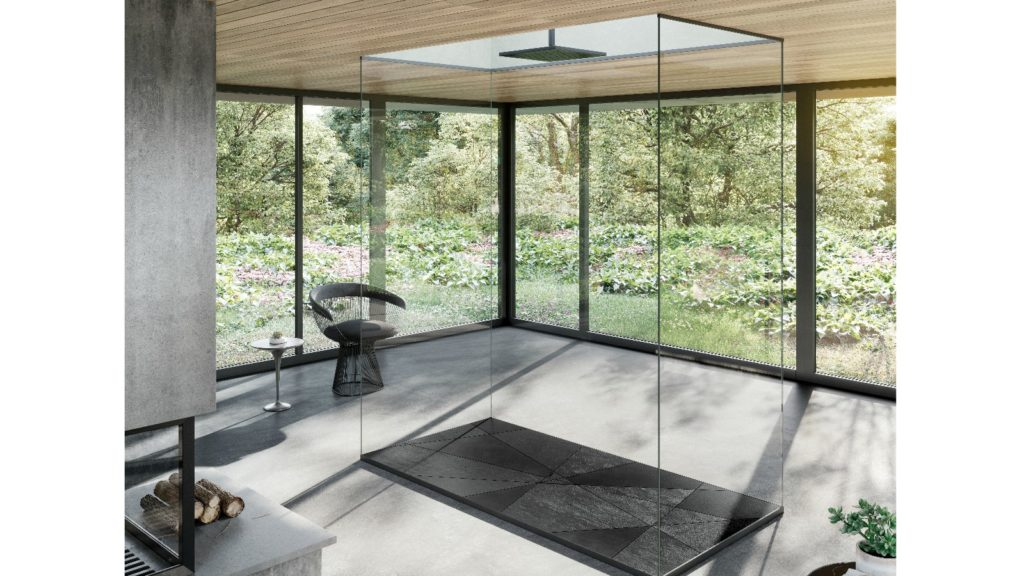 Acquabella Smart Quiz shower tray