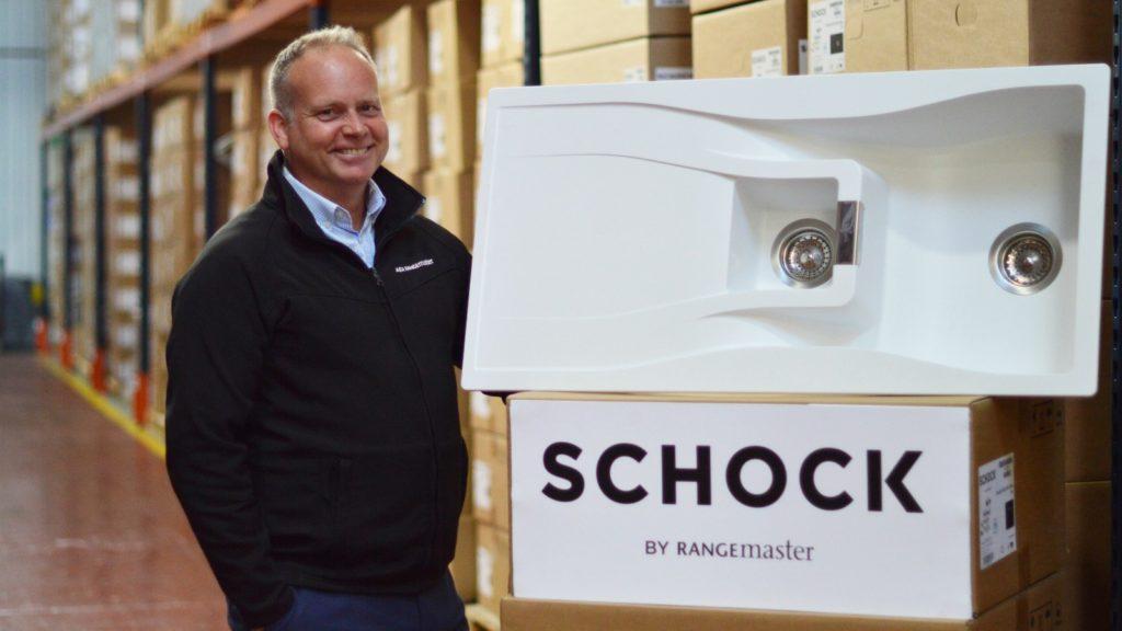 Rangemaster partners with Schock
