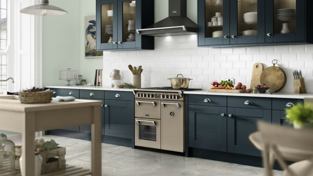 Stoves | Dulux colour of the year cooker