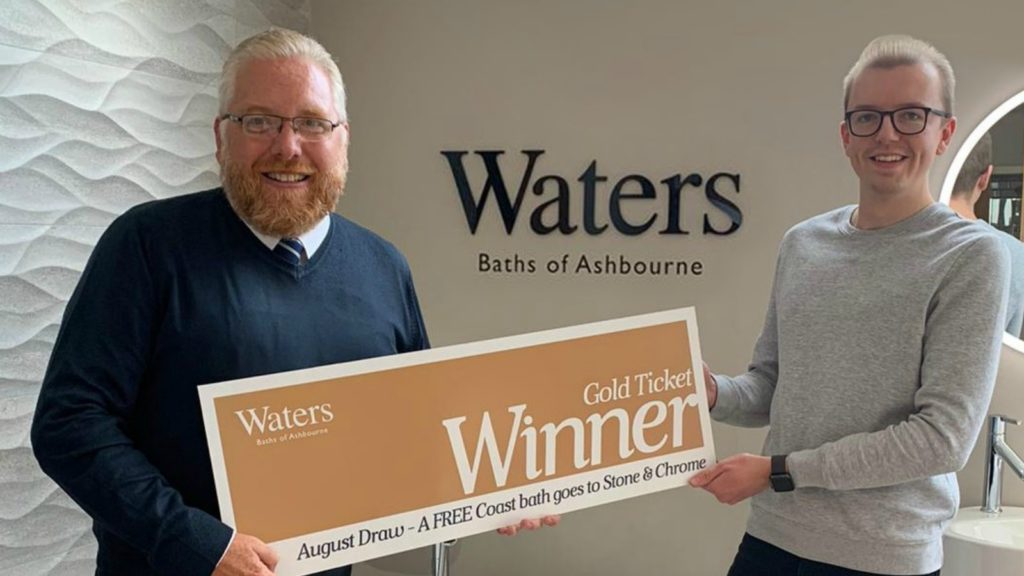 Waters Baths of Ashbourne launches design prize draw