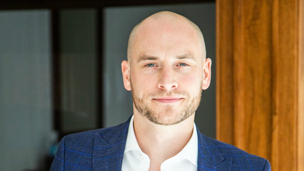Clive Christian names Phillip Cole global head of sales