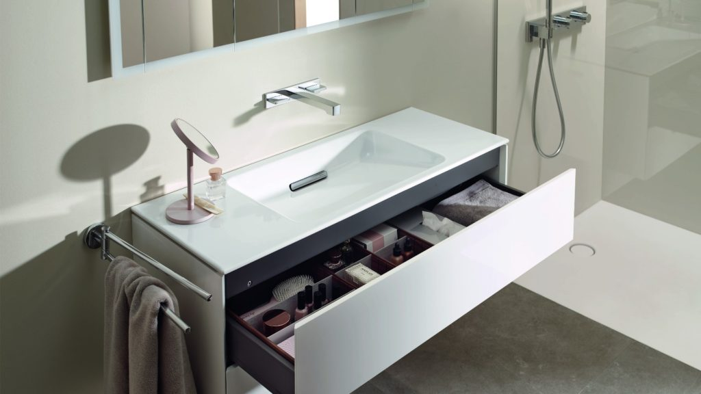 Geberit | Select Collection and Aspire expansion 1