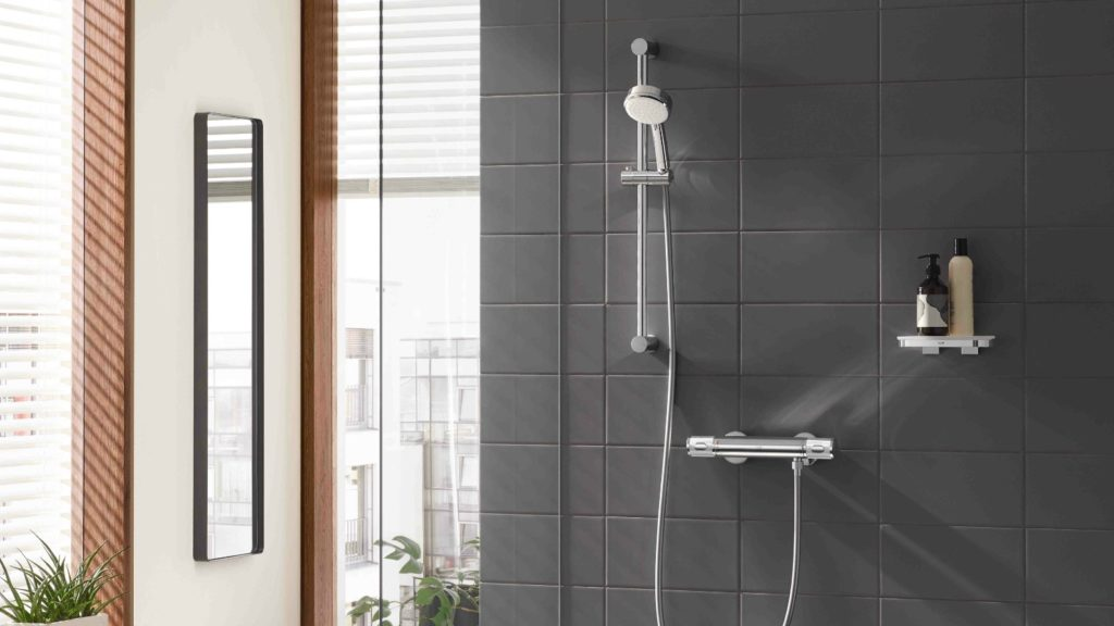 Grohe   Grohtherm 800 and 1000