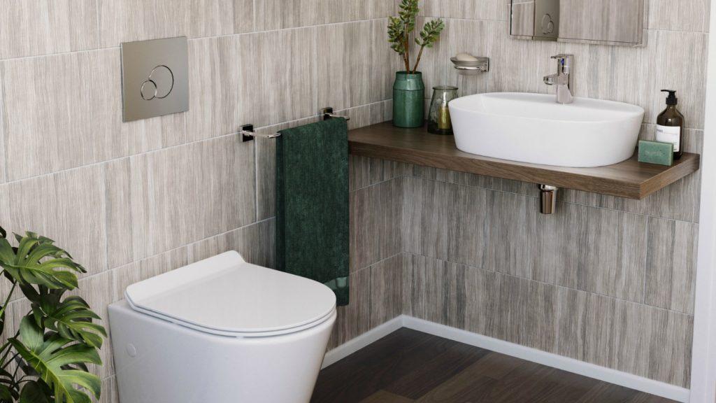 Lecico Bathrooms | Designer Series basins