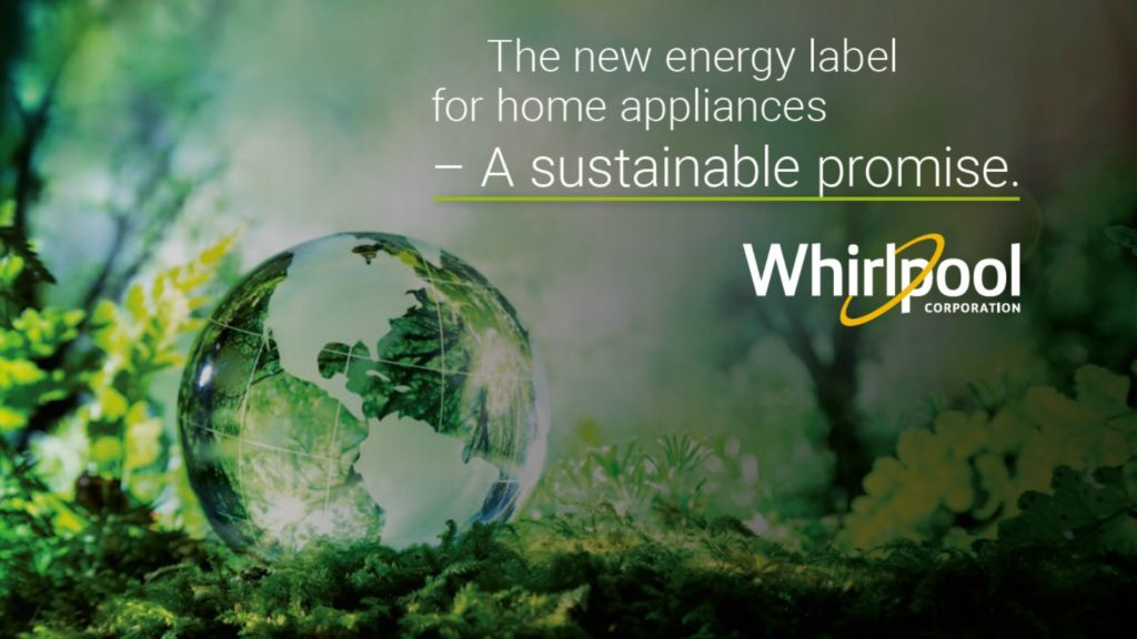 Whirlpool backs energy label change and pledges support for retail
