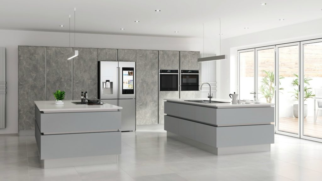 Crown Imperial | Zeluso grey finishes