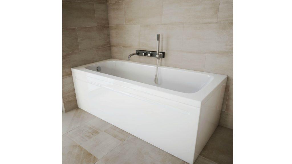 Baths versus showering | Cleaning up 6