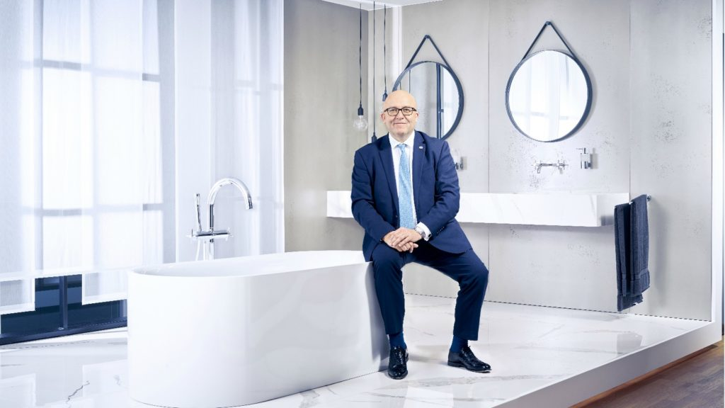 """Grohe Q&A   """"Transformation is key...to be future ready"""""""