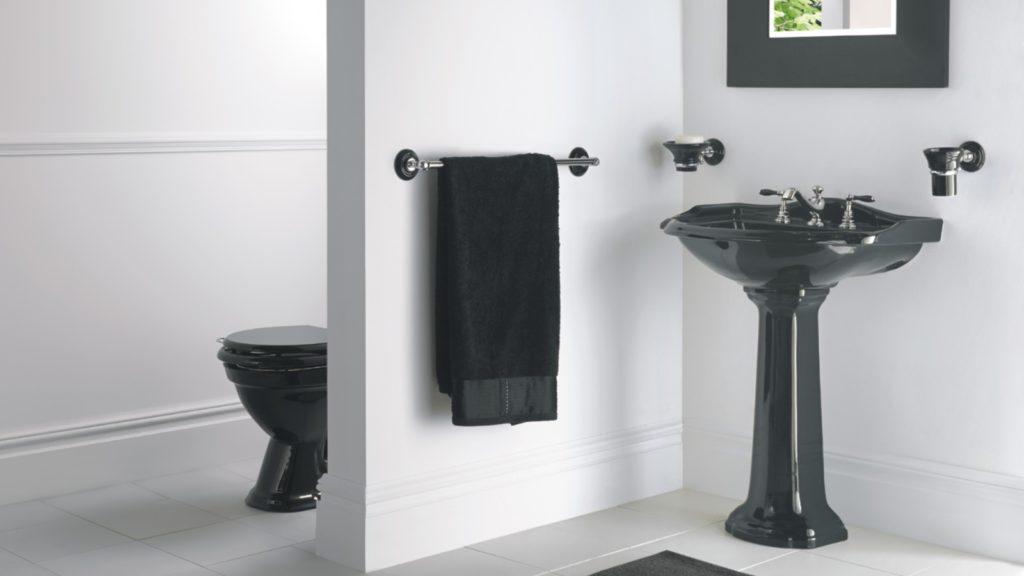 Imperial Bathrooms | Black Sapphire
