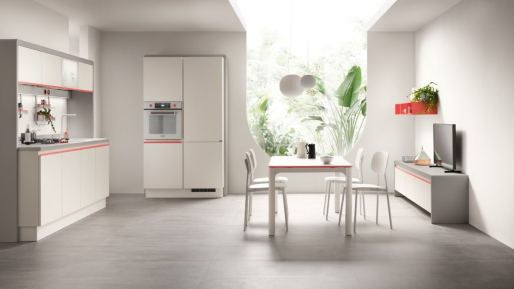 Scavolini launches first kbb furniture with Alexa built-in