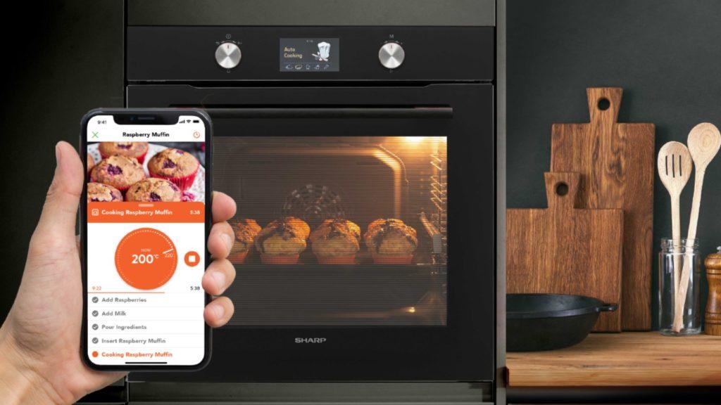 Sharp | Love2Cook smart oven