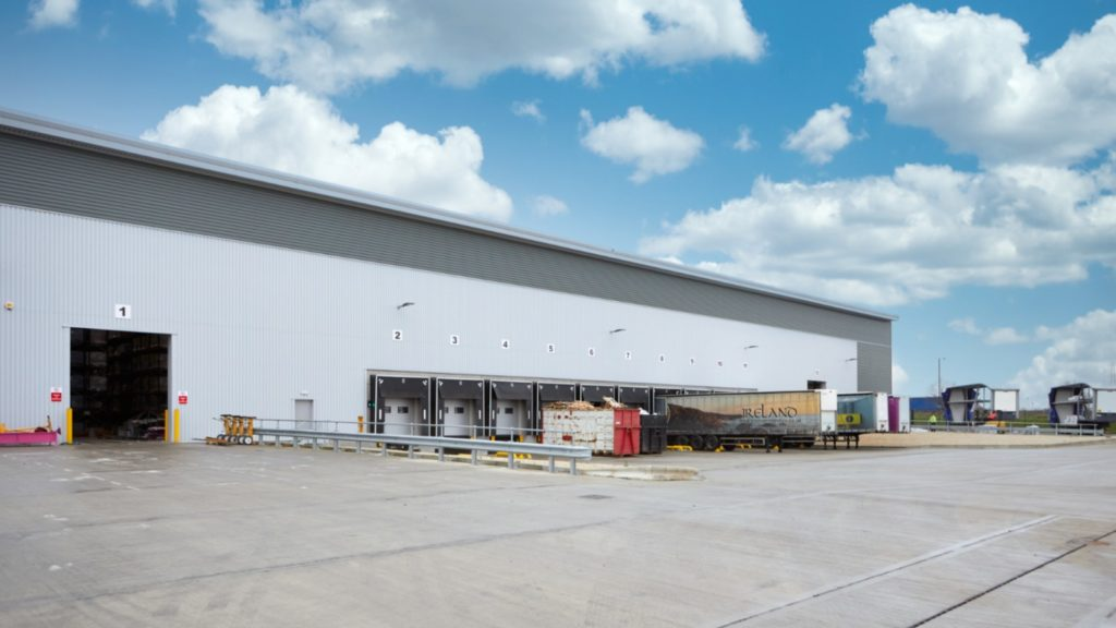 Verona moves distribution centre