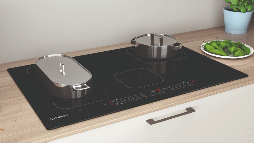 Indesit induction hob