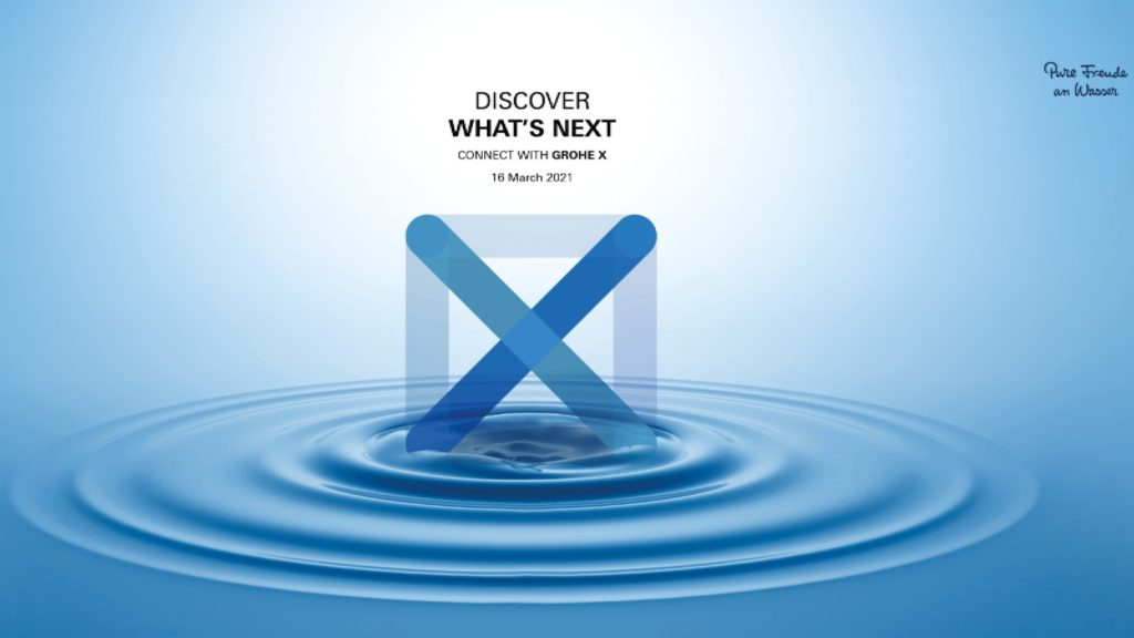Lixil launches Grohe X