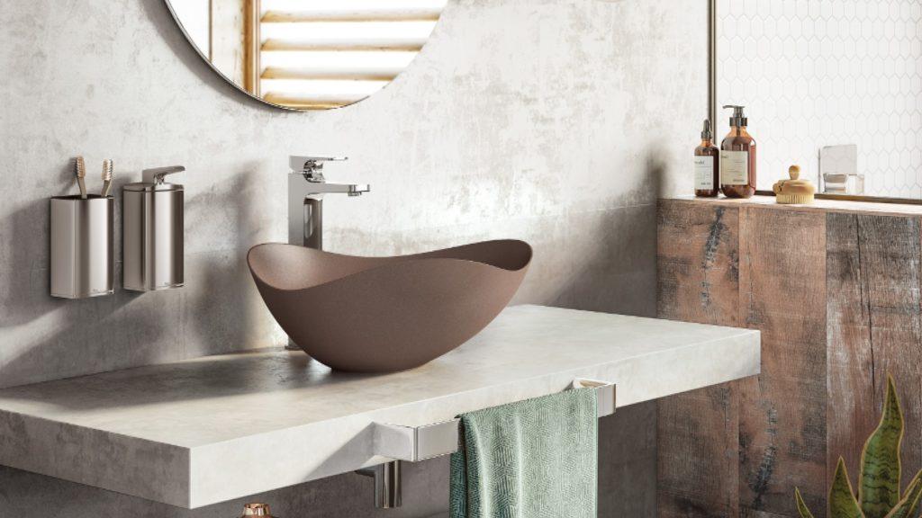 Roca   Ruy Ohtake washbasin collection