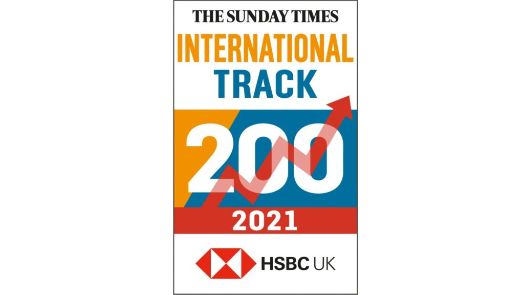 Uform listed in Sunday Times International league table