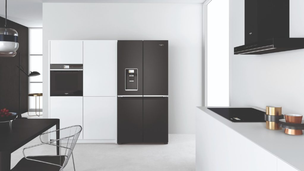 Whirlpool | W Collection connected fridge freezer