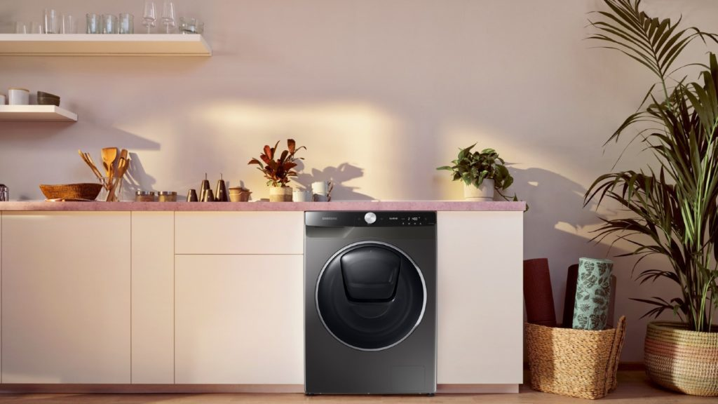 Samsung introduces carbon-offsetting campaign for laundry