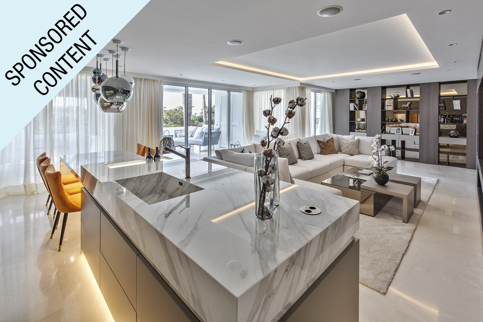 SPONSORED CONTENT: What's Cooking? – Neolith®'s 2021 Kitchen Trends 6