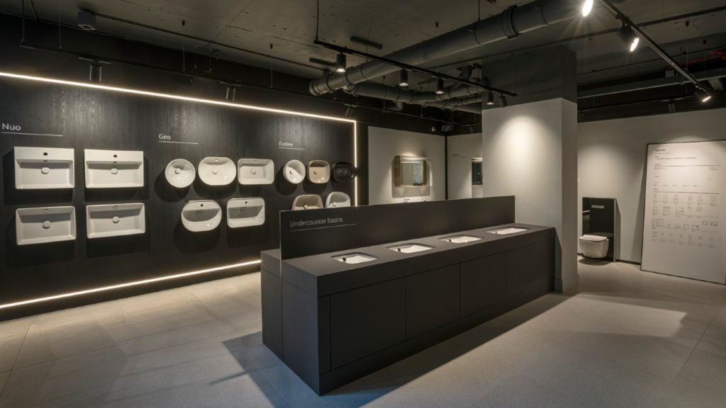 VitrA unveils London showroom with short films 1