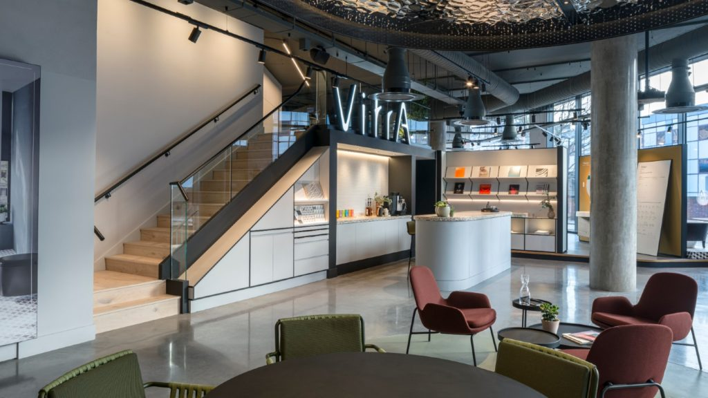 VitrA unveils London showroom with short films 2