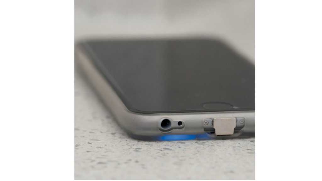 Wharf Worktops | Integrated wireless charger