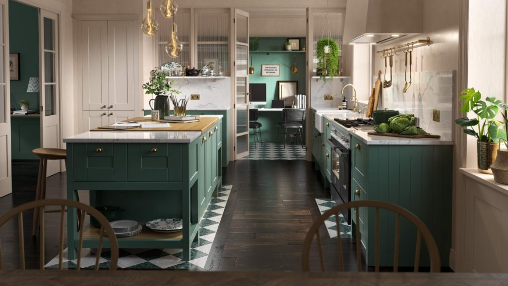 Wren Kitchens scoop Kitchen of the Year in Ideal Home awards