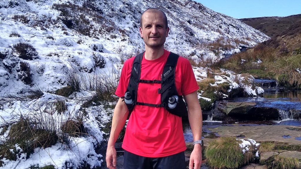 HPP director runs 50k challenge for mental health charity 1