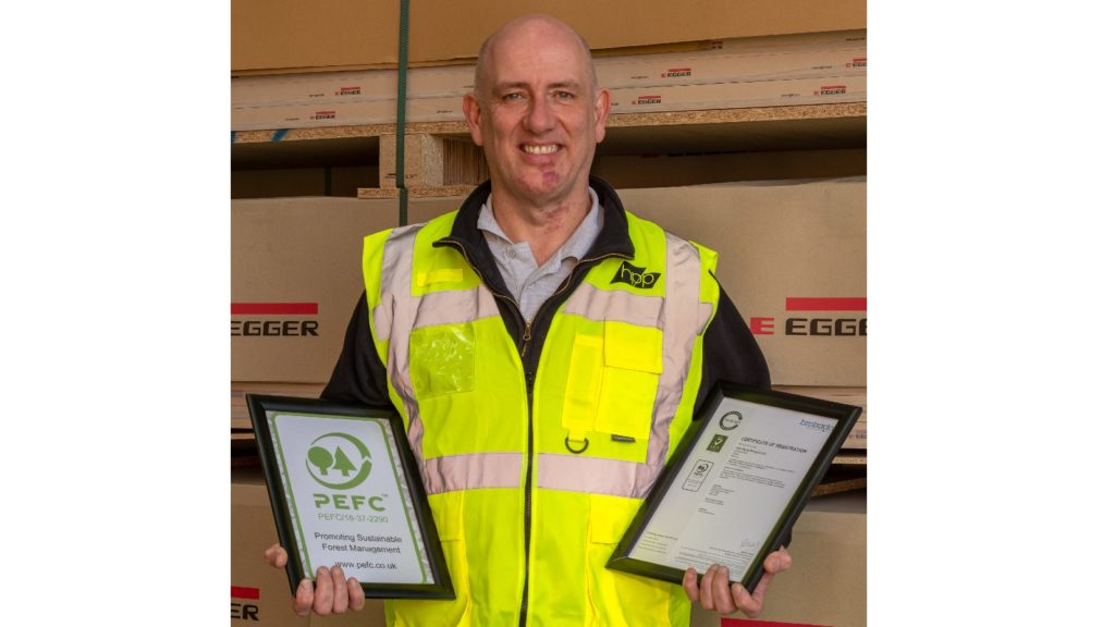 HPP receives global accreditation for sustainable timber