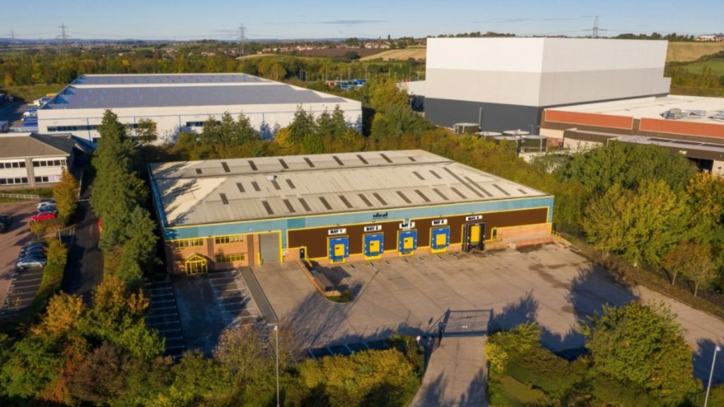 Ideal Bathrooms increases Northern warehouse space