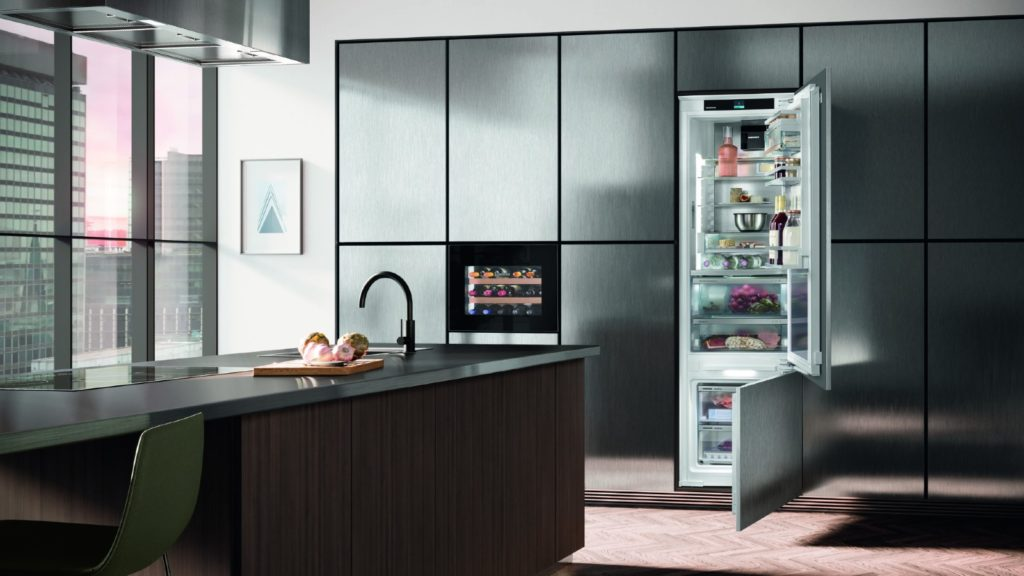 Liebherr   Fully Integrated refrigeration series