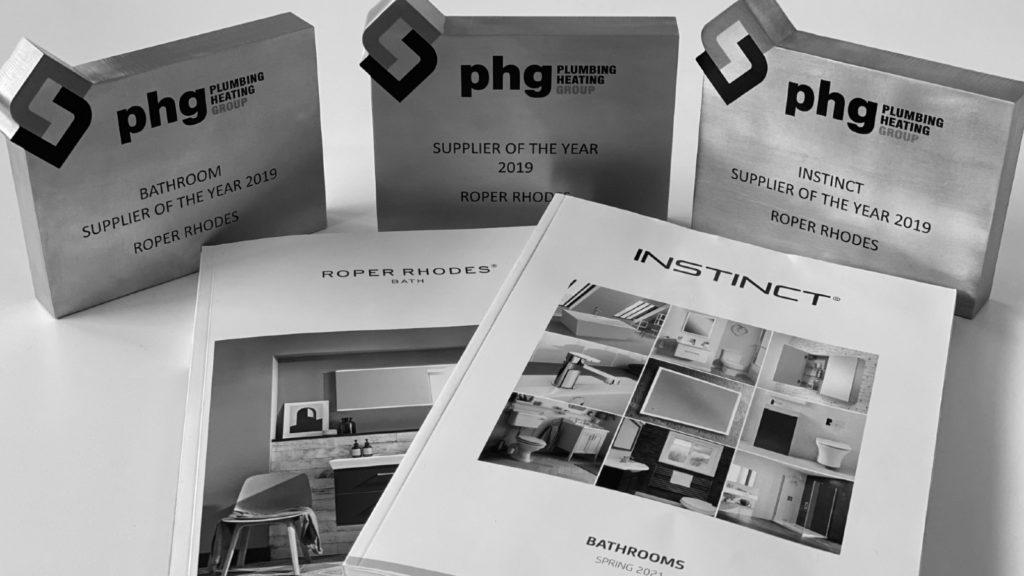 Roper Rhodes scoops trio of PHG Awards
