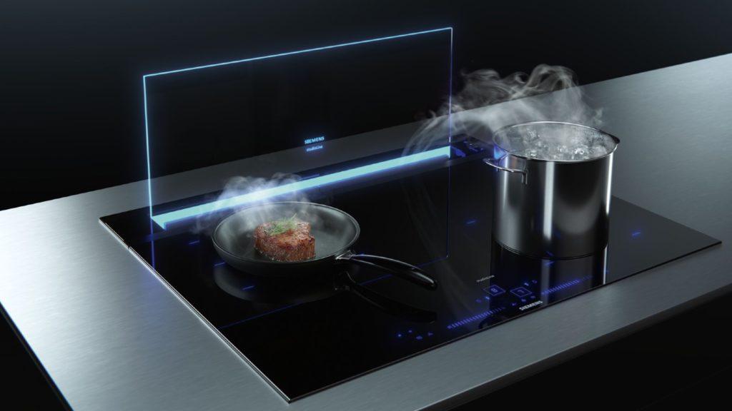 Siemens | GlassdraftAir extractor