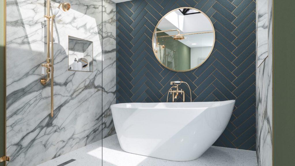 Freestanding baths   Soak it up