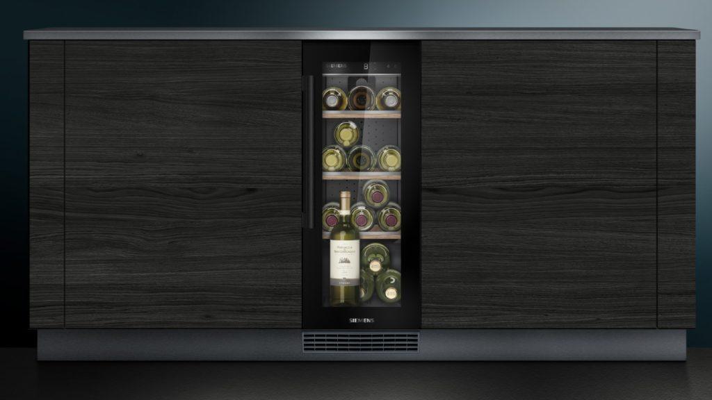 Siemens | Built-under wine cabinets
